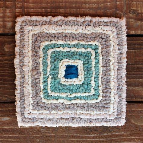 locker rugs locker hooking a rug with varied textures color