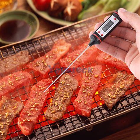 termometro alimentos carnes digital punzon temperatura  en mercado libre