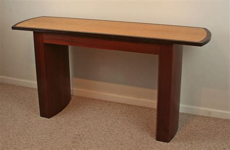 curved leg console table console table with curved legs by alan carter