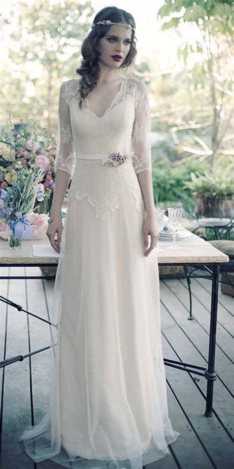 Vintage Inspired Wedding Dresses by 20 Vintage Wedding Dresses With Amazing Details Page 2