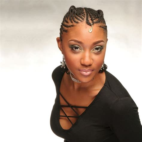 silver cornrow ponytail 1000 ideas about cornrows natural hair on pinterest box