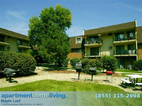 maple leaf apartments merrillville apartments for rent