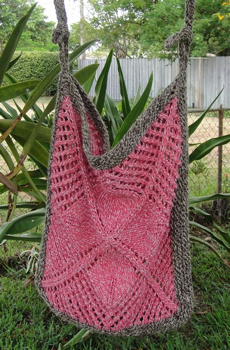 knitting garden tote knitting patterns in the loop knitting