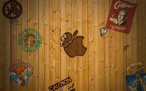 wallpaper apple wood wood hd wallpapers wallpaper cave