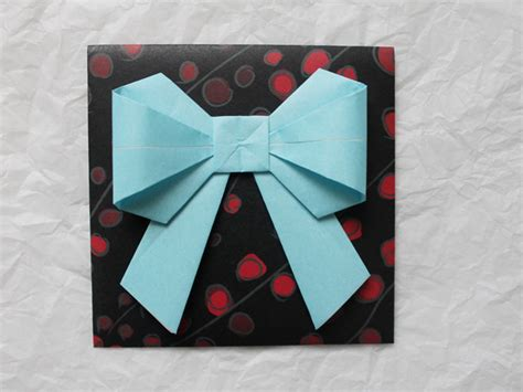Origami Gift Wrapping - origami wrapping for gift cards and notes loulou