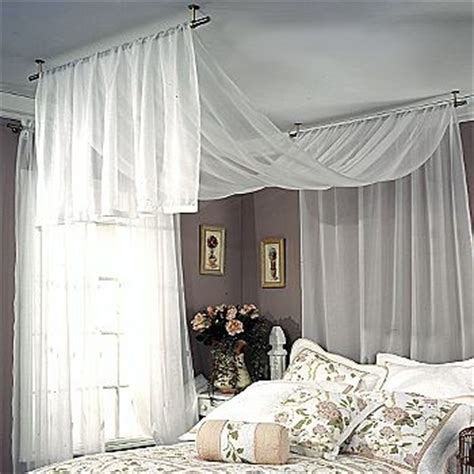Ceiling Bed Canopy 36 Best Images About Sloped Ceiling And Canopy Decorating Ideas On Offices Cabin