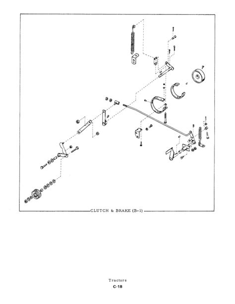 electrical allis chalmers b wiring diagram allis free