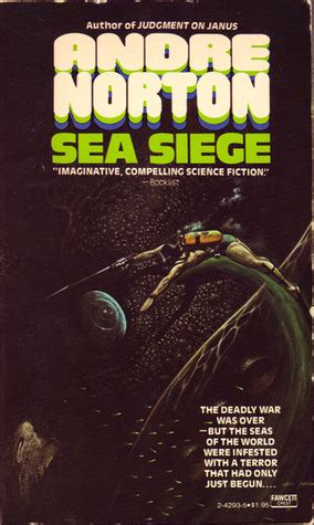 siege andre sea siege by andre norton reviews discussion bookclubs