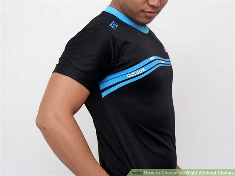 Tips For Choosing Workout Clothes by How To Choose The Right Workout Clothes 10 Steps With