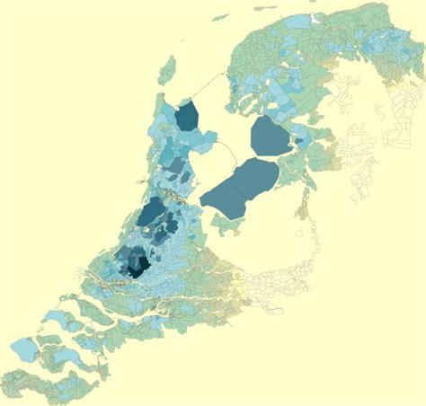 netherlands flood map west 8 design landscape architecture projects