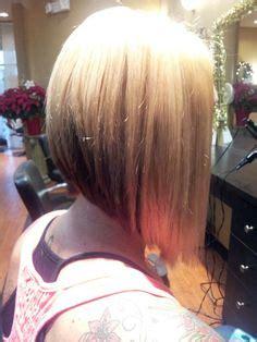plus size angled bob back view of short aline angled bob haircuts gorgeous