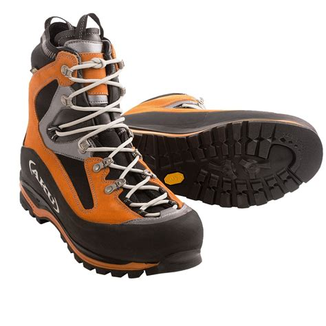 aku boots aku terrealte tex 174 mountaineering boots for