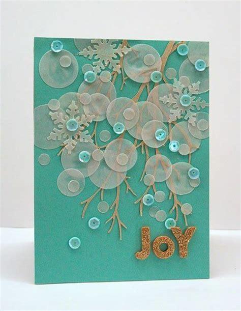 Attractive Handmade Cards - sch 246 ne weihnachtskarten selber basteln mehr als 100
