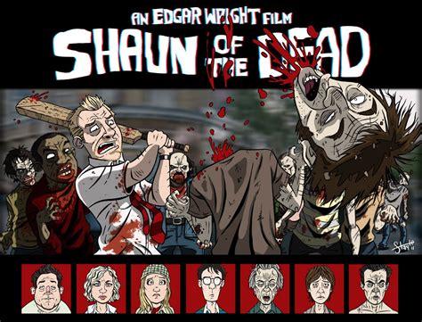 of dead shaun of the dead shaun of the dead fan 24873528 fanpop