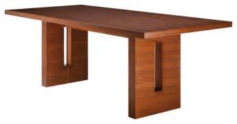 Small Rectangular Dining Tables Nico Rectangular Dining Table Walnut Small Contemporary Dining Tables By Inmod