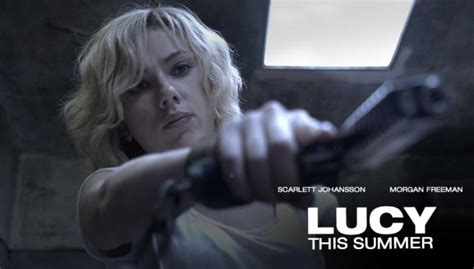 film lucy triler lucy trailer scarlett johansson becomes a superpowered