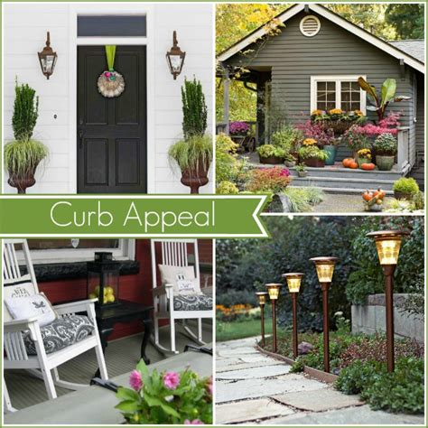 ways to add curb appeal simple and inexpensive ways to add instant curb
