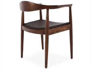 stuhl wegner wegner stuhl the chair braun schwarz