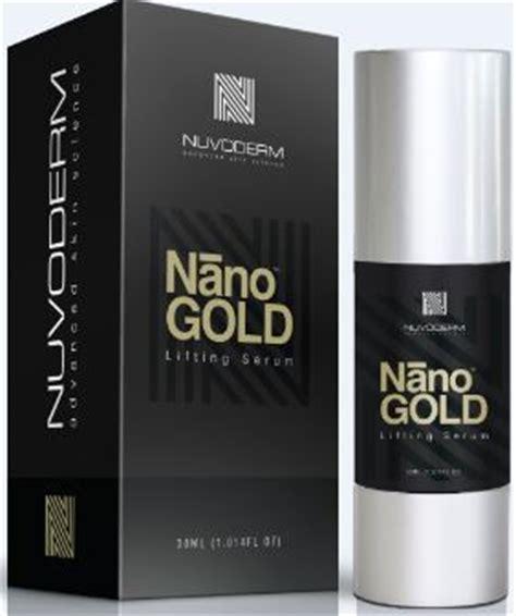 Serum Nano Gold nano gold and skin revive combo free trial