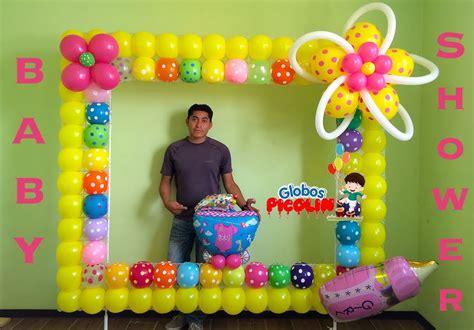 cuanto cuesta una decoracion con globos marco para fotos con globos para baby shower 32 youtube
