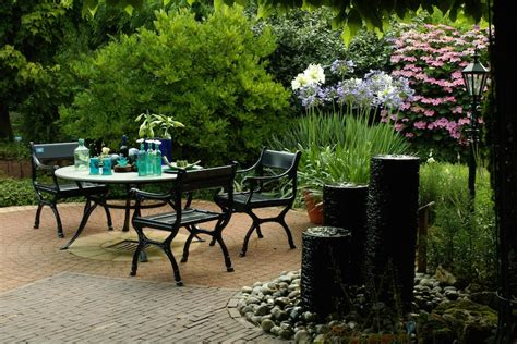 garden patio ideas acacia gardens