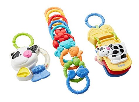 Fisher Price Baby Grooming Set Baby Gift Set Paket Peralatan Bayi fisher price farm gift set baby toddler baby toys play mats gyms