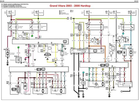 clarion stereo wiring diagram suzuki grand vitara wiring