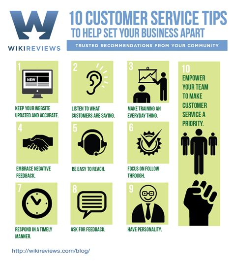 service tips 10 customer service tips for business owners