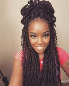 best hair for faux locs 1000 ideas about faux locs styles on pinterest faux