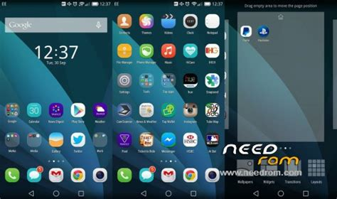 qmobile a300 themes rom emui 3 0 custom updated add the 03 25 2016 on