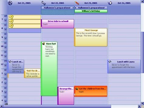 printable daily planner software free download cute daily schedule template