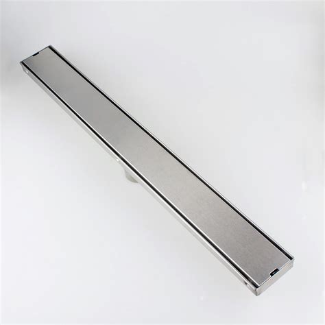 tece douchedrain 24inch 60cm sus304 stainless steel linear shower drain