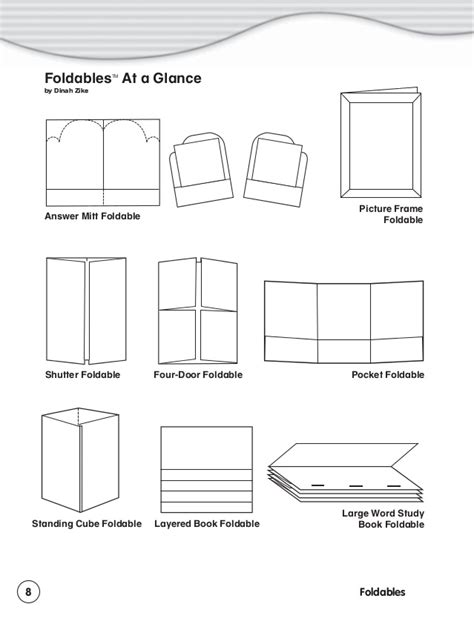 matchbook foldable template gallery templates design ideas