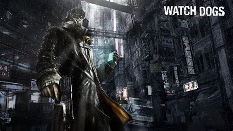 game watch wallpaper watch dogs game wallpapers hd wallpapers id 12271