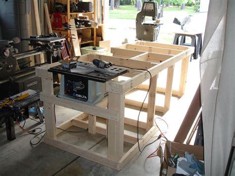 Backyard Workshop Ideas by Backyard Workshop Ultimate Workbench
