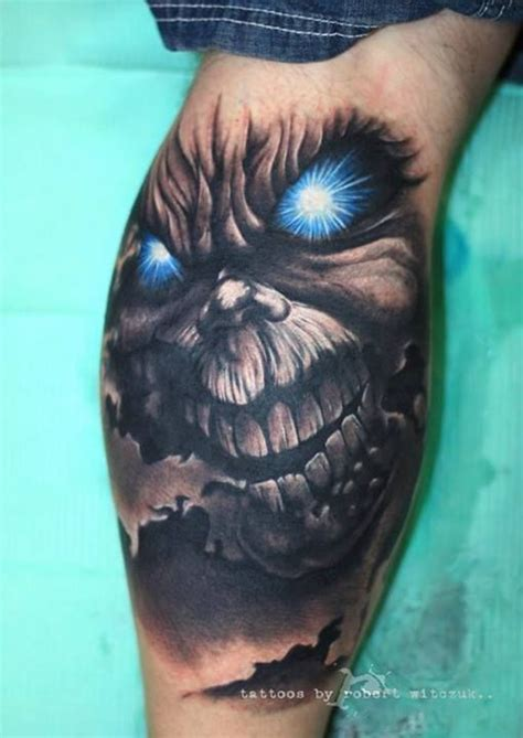 eddie tattoo 1000 images about of eddie from iron maiden on