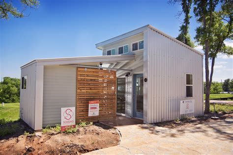 tiny houses austin austins tiny home village wins engineering award curbed