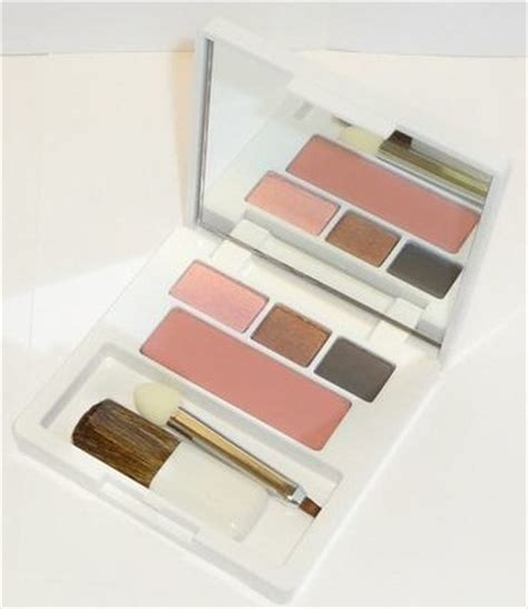 A Surge Of Colour For The Product by Clinique Colour Surge Eye Shadow Trio In Strawberry Fudge