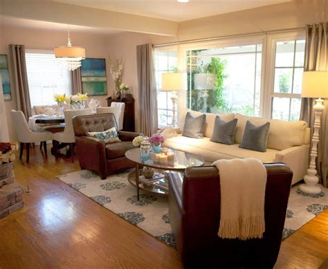 Living Dining Room Combo Decorating Ideas | design ideas for living room and dining room combo