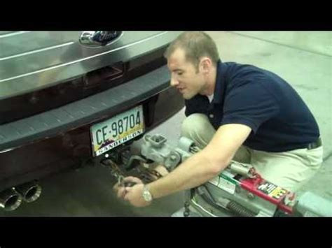 how to hook up a u haul trailer braked