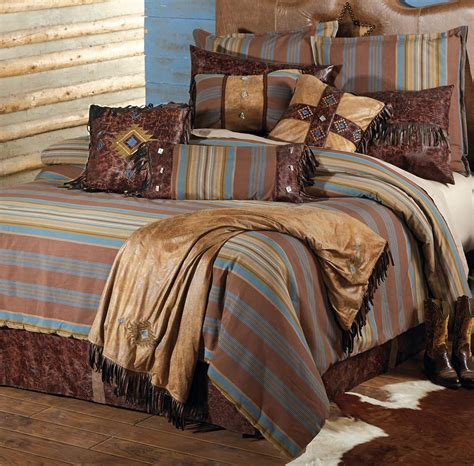 clearance bedding serape stripe bed set queen clearance