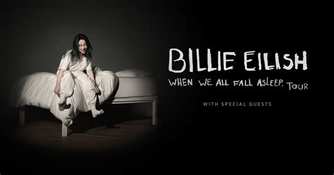 billie eilish vancouver billie eilish reveals north american tour dates for when