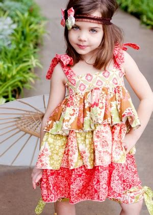 Dress Anak Knot Dress 1000 images about school sewing for 3rd grade on