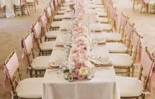 blush wedding theme feature modern wedding