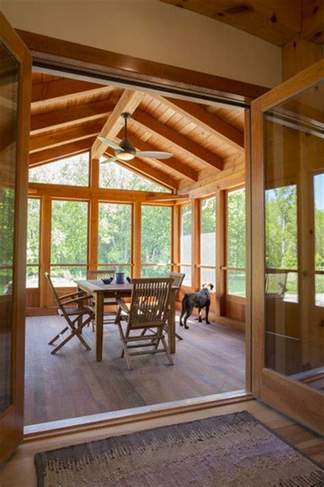 Porch Door And Frame 25 Best Ideas About 3 Season Porch On Three