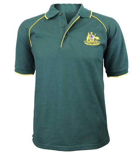 design a polo shirt australia australia coat of arms polo australia the gift