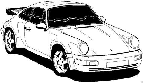 Auto Frei Weite by Malvorlagen Autos Porsche My Blog