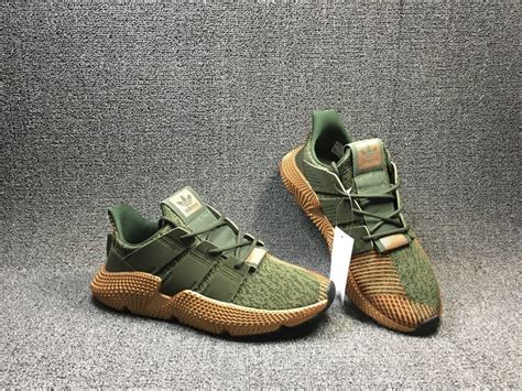 adidas originals prophere s running shoes sneakers da9616 green gold sale sneakers big