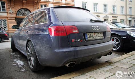 Audi A6 Mtm 730 Ps by Audi Mtm Rs6 R Avant C6 21 Dezember 2012 Autogespot