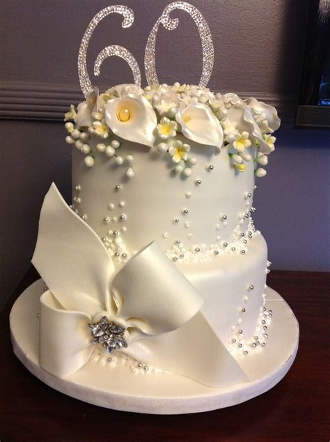 60th Birthday Cake by Pin 60th Birthday Cake Ideas For Cake On